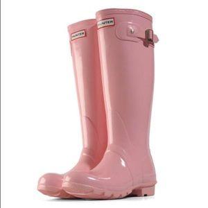 *MUST GO* Hunter Original Tall High Gloss Boots